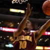 Arizona State Sun Devils vs Northern Arizona Lumberjacks [December 17, 2011]