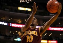 Arizona State Sun Devils vs Northern Arizona Lumberjacks [December 17, 2011]