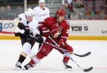 Phoenix Coyotes vs St. Louis Blues [December 23, 2011]